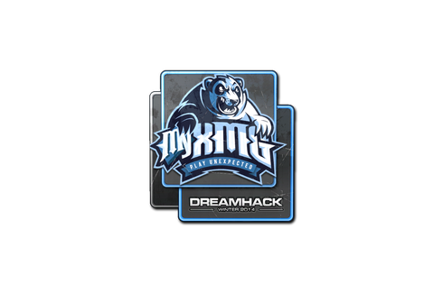 Sticker | myXMG | DreamHack 2014 Prices