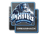 Skin Sticker | myXMG | DreamHack 2014