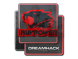 Sticker | iBUYPOWER | DreamHack 2014