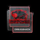 Sticker | iBUYPOWER | DreamHack 2014