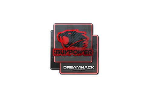 Buy Sticker | iBUYPOWER | DreamHack 2014