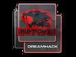 Sticker iBUYPOWER | DreamHack 2014