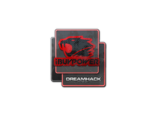 Skin Sticker | iBUYPOWER | DreamHack 2014
