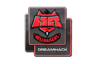 Sticker | HellRaisers | DreamHack 2014 Price
