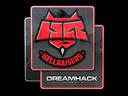 Наклейка | HellRaisers | DreamHack 2014