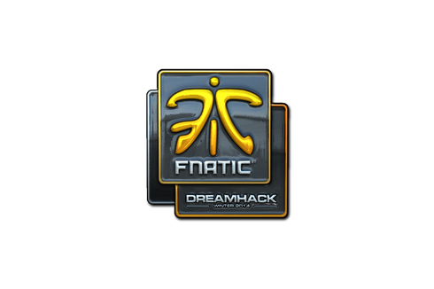 Sticker | Fnatic (Foil) | DreamHack 2014 Prices