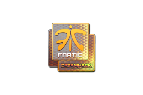 Sticker | Fnatic (Holo) | DreamHack 2014 Prices