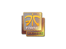 Skin Sticker | Fnatic (Holo) | DreamHack 2014