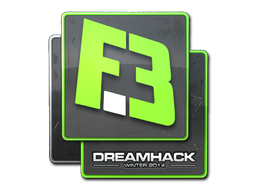 Sticker | Flipsid3 Tactics | DreamHack 2014