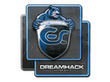 Sticker ESC Gaming   DreamHack 2014