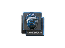 Skin Sticker | ESC Gaming | DreamHack 2014