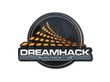 Sticker DreamHack Winter 2014