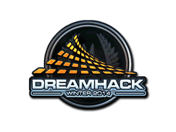 Sticker | DreamHack Winter 2014 (Foil)