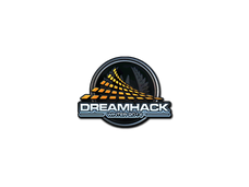 Skin Sticker | DreamHack Winter 2014 (Foil)