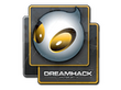 Sticker Team Dignitas | DreamHack 2014