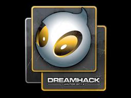 Sticker | Team Dignitas | DreamHack 2014