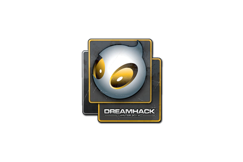Buy Sticker | Team Dignitas | DreamHack 2014