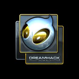 Team Dignitas (Foil) | DreamHack 2014