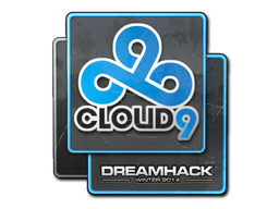 Sticker | Cloud9 | DreamHack 2014