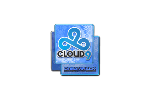 Sticker | Cloud9 (Holo) | DreamHack 2014 Prices