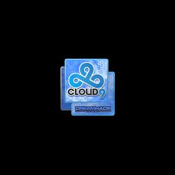 Sticker   Cloud9 (Holo)   DreamHack 2014