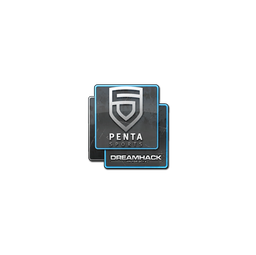 Sticker | PENTA Sports | DreamHack 2014