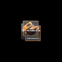 Sticker | Planetkey Dynamics | DreamHack 2014