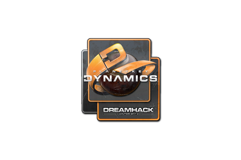 Sticker | Planetkey Dynamics | DreamHack 2014 Prices
