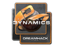 Skin Sticker | Planetkey Dynamics | DreamHack 2014