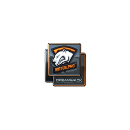 Sticker | Virtus.Pro (Foil) | DreamHack 2014