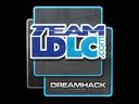 Sticker | Team LDLC.com | DreamHack 2014