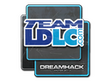 Sticker Team LDLC.com | DreamHack 2014