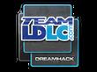 Sticker Team LDLC.com | DreamHack 2014