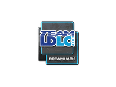 Skin Sticker | Team LDLC.com | DreamHack 2014