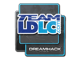 Sticker | Team LDLC.com | DreamHack 2014