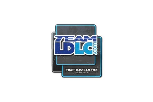 Buy Sticker | Team LDLC.com | DreamHack 2014