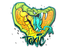 Sticker | Toxic
