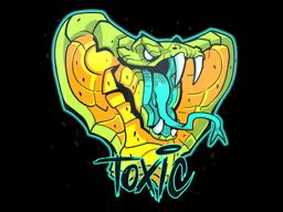 Sticker | Toxic