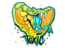 Skin Sticker | Toxic