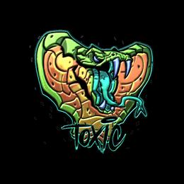 Toxic (Foil)