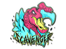 Sticker | Scavenger