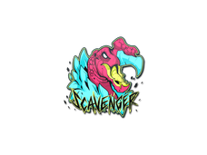 Skin Sticker | Scavenger