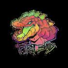 Sticker | First Blood (Holo)