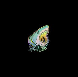 Sticker | Baited (Holo)