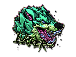 Sticker | Lurker (Foil)