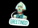 Sticker | Greetings