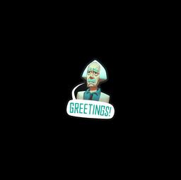 Sticker   Greetings