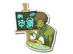Sticker | Vortigaunt the Painter