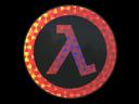 Sticker | Lambda (Holo)