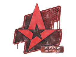 Sealed Graffiti | Astralis | Atlanta 2017